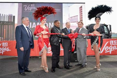 LVCVA: new space was unveiled this week
