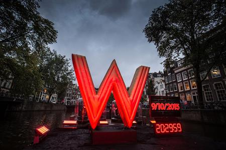 The new W Amsterdam has opened
