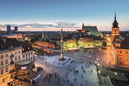 Hampton by Hilton opens largest European hotel in Warsaw