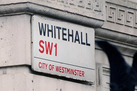 Whitehall (© UK Ministry of Defence)