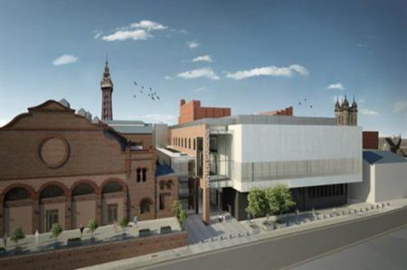 Blackpool: proposed conference centre