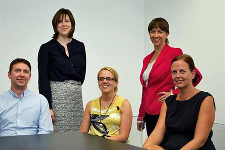 Worldspan strengthens events team with five appointments