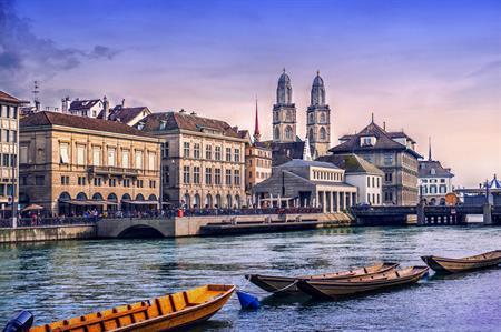 Zurich (Image credit: iStock)