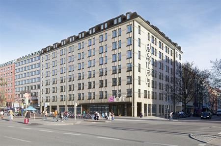 Aloft Hotel Munich