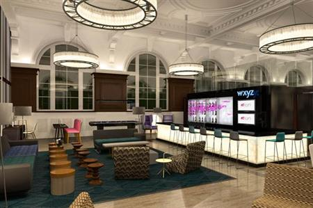 Aloft Liverpool was one of Starwood's 74 new openings in 2014