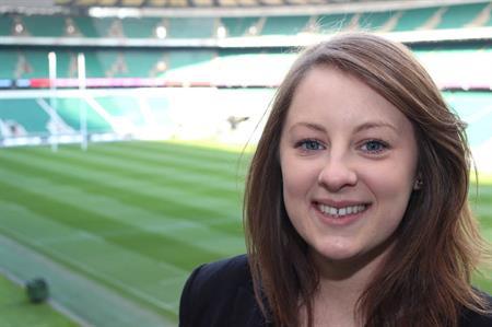Amy-Jayne Watson joins Twickenham Experience