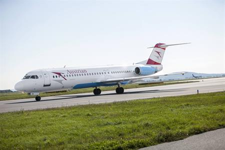 Austrian Airlines will launch a daily service from Manchester to Vienna