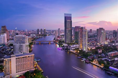 Bangkok (pictured) and Ottawa are to host future One Young World summits