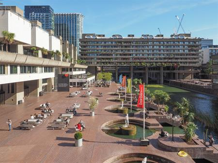 The Barbican in central London