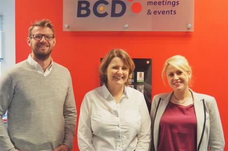 BCD expands team by three
