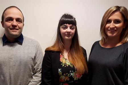 Kristian Salermo, Briony Bruce-Johnson and of Zuzanna Gil-Dunne.