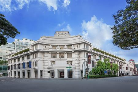 The Capitol Kempinski Hotel Singapore (Credit: Perennial Real Estate Holdings Limited)