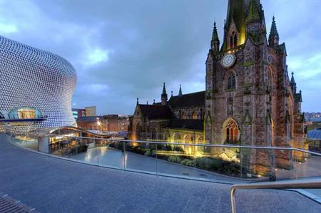 Birmingham and Manchester listed as top business travel cities