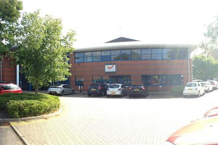 The BI Worldwide UK office