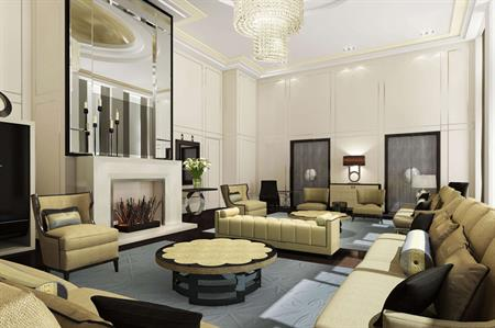 The Four Seasons Hotel Abu Dhabi at Al Maryah Island