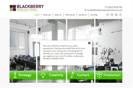 Events agency Blackberry Productions has won two public sector contracts