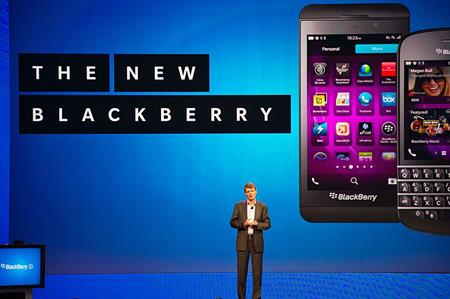 Blackberry Experience event kicks off in London