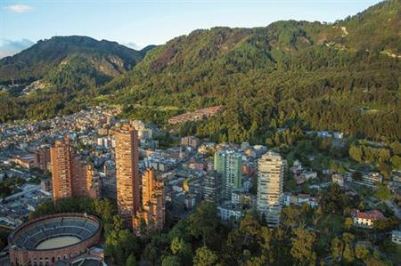 Bogota will host the One Young World Summit in 2017