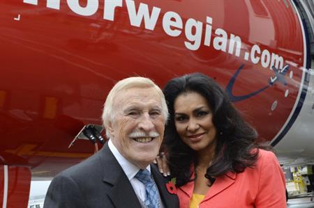 Norwegian has launched the UK's first flight to San Juan in Puerto Rico