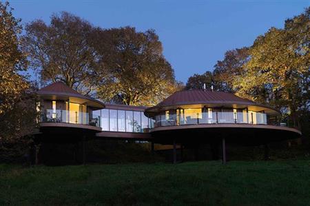 Treehouses, Chewton Glen