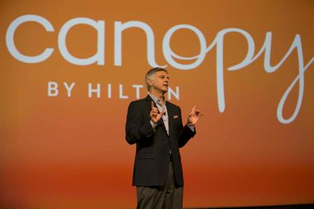 Hilton launches boutique hotel brand Canopy
