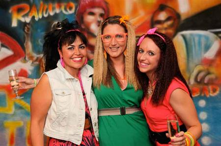 Week In Pictures: MG 90; Chambers Travel 80's conference; The Gatsby Club