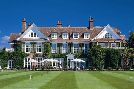 Chewton Glen hosts C&IT's inaugural Incentives Retreat today