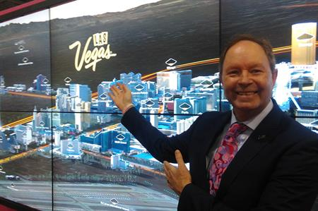 60 seconds with... Chris Meyer, Las Vegas Convention and Visitors Authority