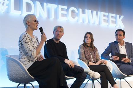 London Technology Week launch event