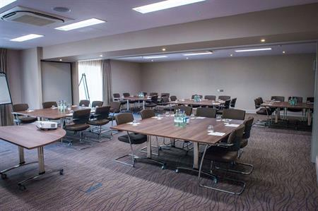 New conference facilities at DoubleTree by Hilton, Bristol City Centre