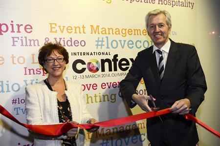 International Confex 2014 opening ceremony