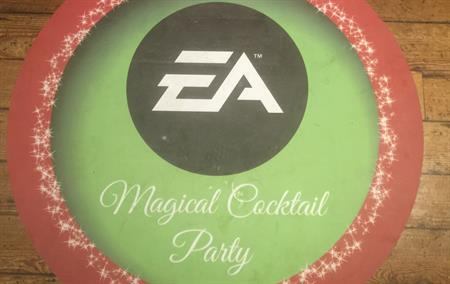 EA staff Christmas parties