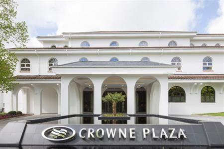 The new Crowne Plaza Gerrards Cross Hotel in London is to open in autumn