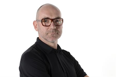 Damian Ferrar, new svp executive creative director for Jack Morton