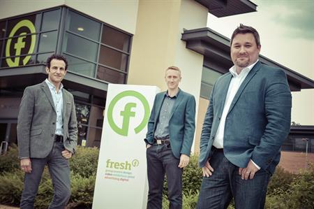 The Fresh Group management team