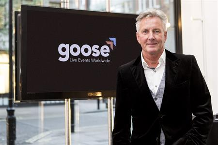 Nick Wigley, CEO of Goose Live Events