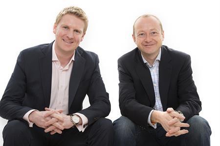Simon Burleigh and James Dowson of DMC Advantage