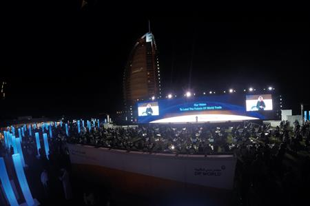 Linkviva delivered an event marking the rebrand of global port terminals owner DP World.
