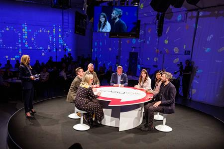 A roundtable discussion at drp's recent bigtalk event
