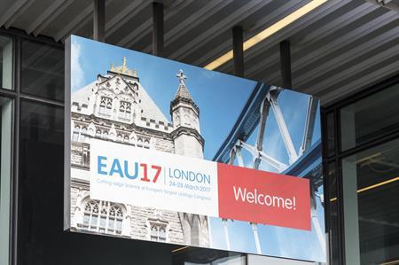 European Association of Urology (EAU) breaks records in London