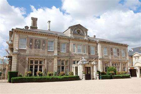 Down Hall Country House Hotel in Essex