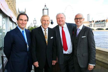 Evcom awards honour to Sir Bruce Forsyth