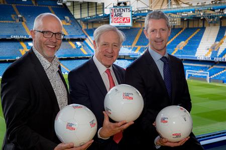 The official #EventsAreGREAT campaign has now been launched