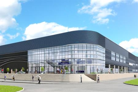 Farnborough's new conference venue