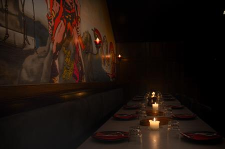 Firedog unveils event space