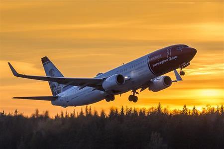 Norwegian launches UK's cheapest flights to Las Vegas