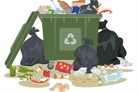 The 'terrifying' problem of food waste at events