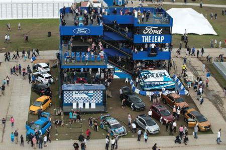 The lowdown on Ford's successful events strategy