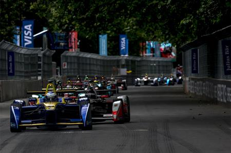 Formula E 2016, London