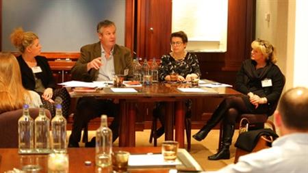 Corporate planners discussed their biggest challenges at C&IT's Corporate Forum